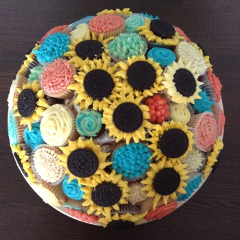 Sunflowers (made with OREO's!)