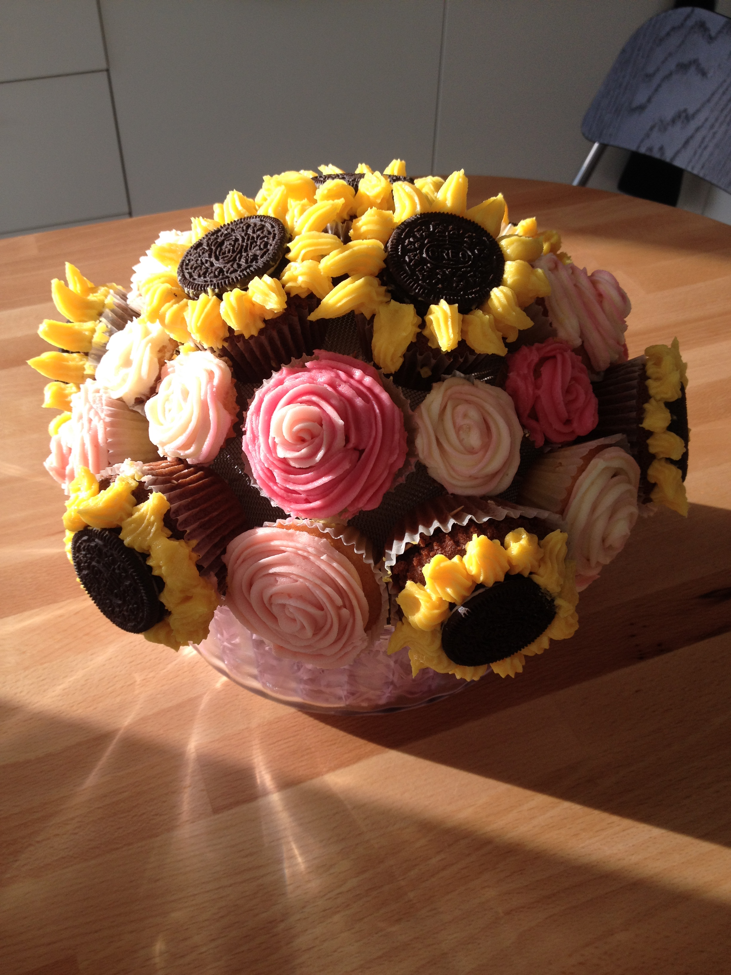 30th birthday summer bouquet the baking tin 30th birthday summer bouquet izmirmasajfo