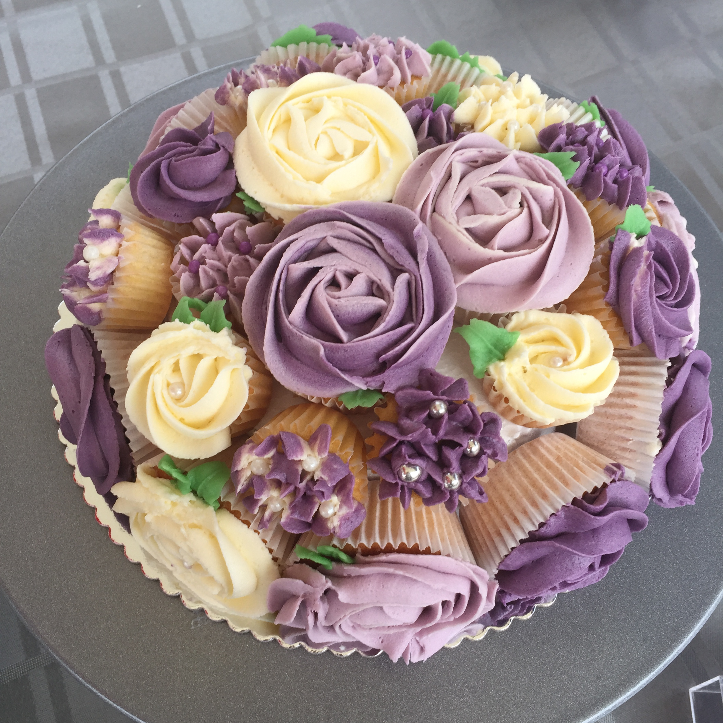 cupcake bouquets � the baking tin