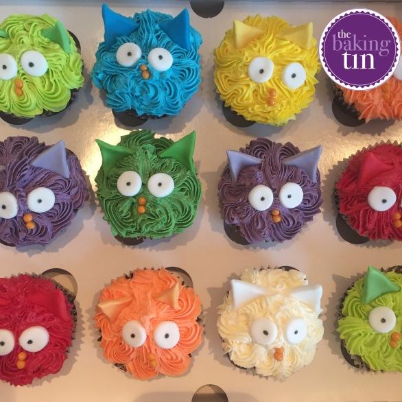 Furby Cupcakes